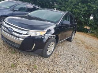 2011 Ford Edge Black