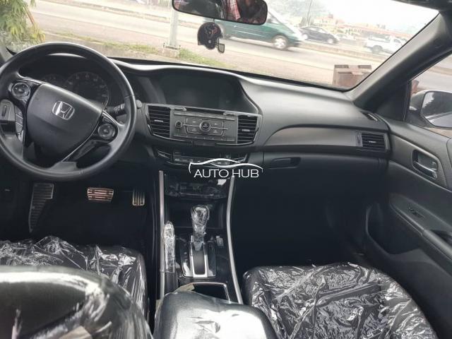 2016 Honda Accord Ash