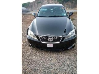 2008 Lexus IS250 Black
