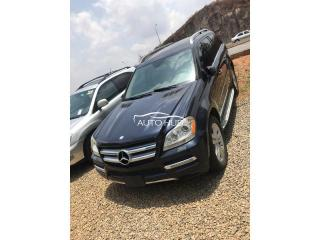 2011 Mercedes GLE450 Black