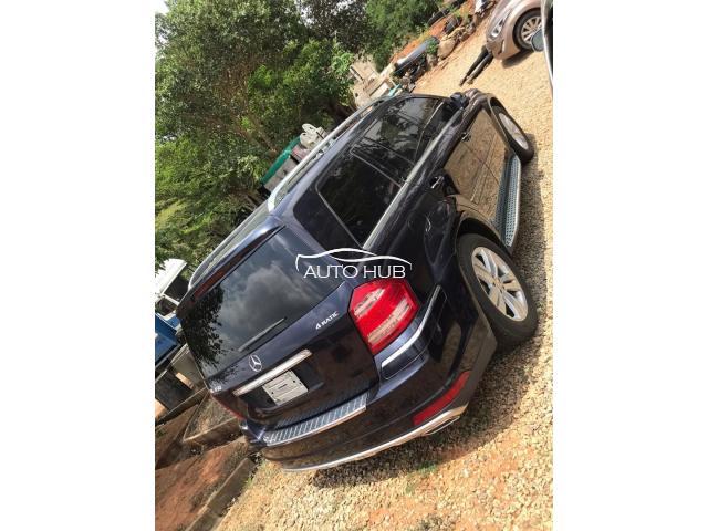 2011 Mercedes GLE450 Black