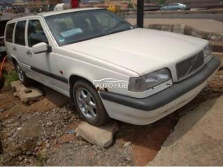 1999 Volvo 850 White