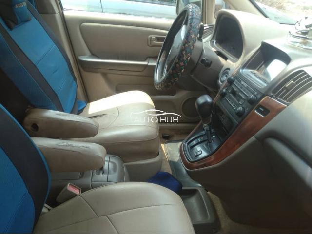 2002 Lexus Rx300 Gold