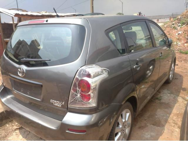 2008 Toyota Corolla Verso Ash