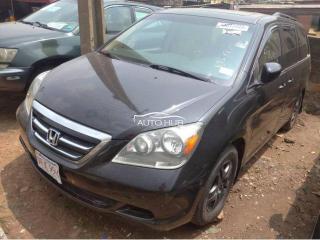 2006 Honda Odyssey Black