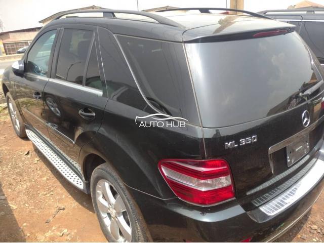 2010 Mercedes ML350 Black