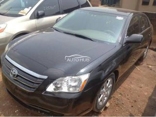 2007 Toyota Avalon Black