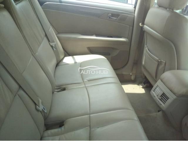 2007 Toyota Avalon Black