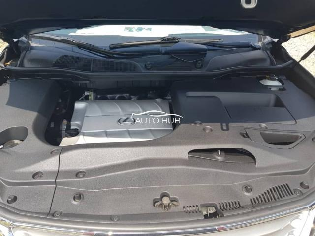 2013 Lexus Rx350 Black