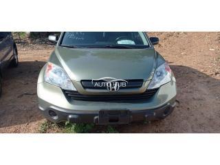 2010 Honda CRV Green