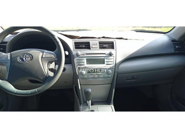 2007 Toyota Camry Hybrid White