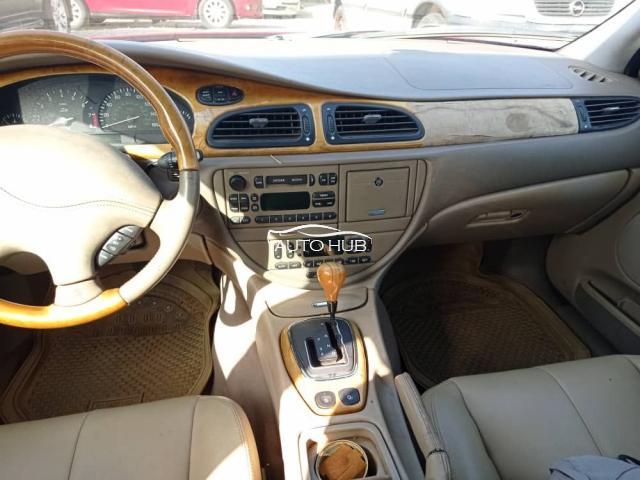 2004 Jaguar S Type Red