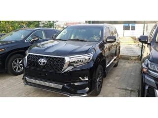 2018 Toyota Prado Black