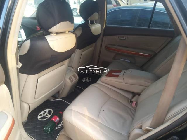 2004 Lexus RX 330 Black