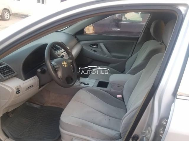 2007 Toyota Camry Silver