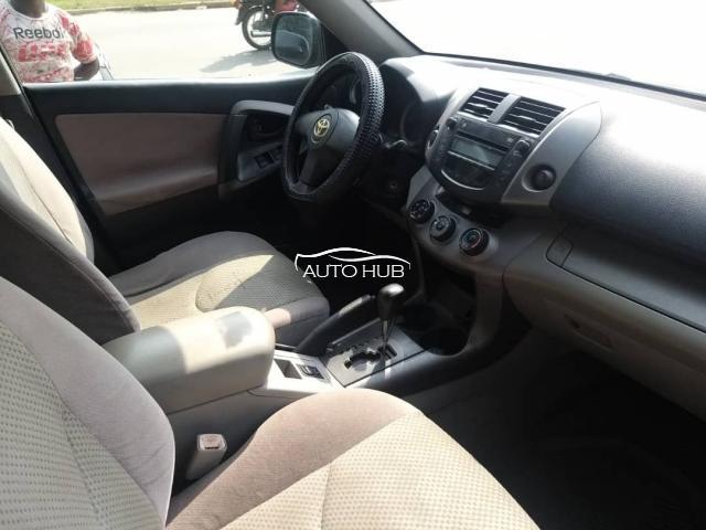 2008 Toyota Rav 4 Blue