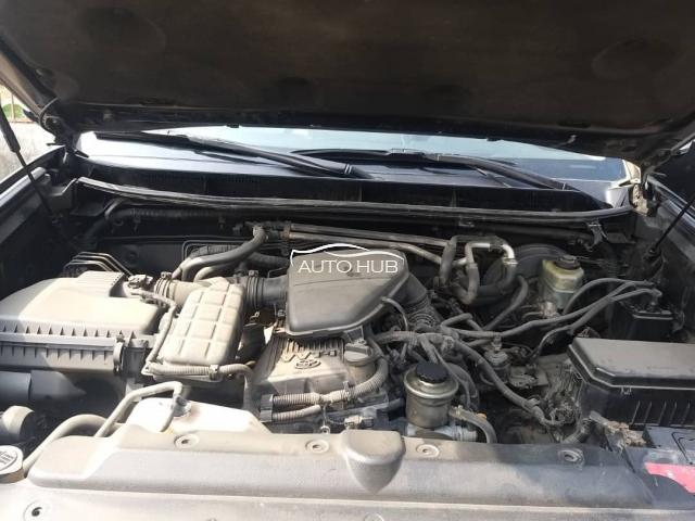 2011 Toyota Prado Black