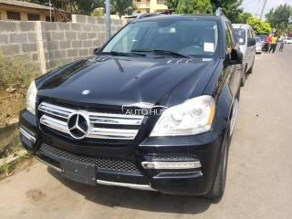 2012 Mercedes Benz GL 450 Black
