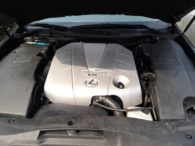 2009 Lexus GS350 Black