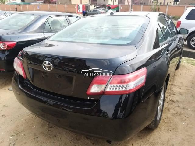 2010 Toyota Camry Black