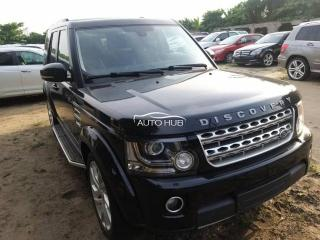 2016 Range Rover HR4 Black