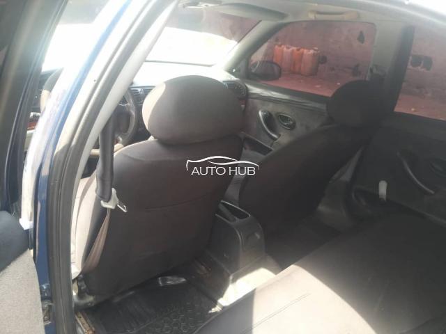 2004 Peugeot 406 Black
