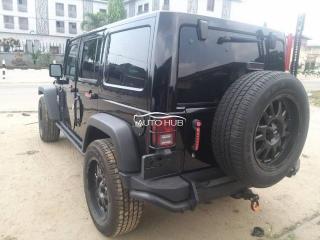2013 Jeep Wrangler Black