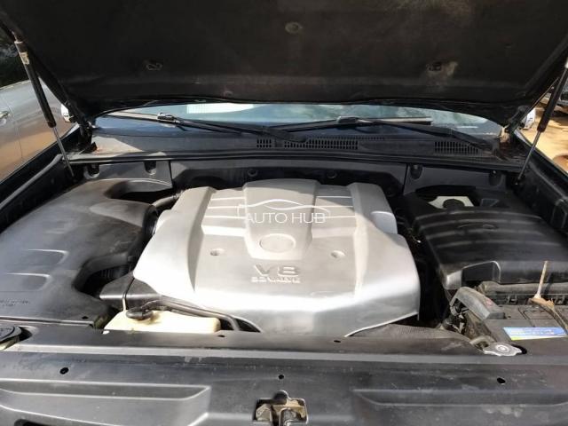2008 Lexus RX 470 Black