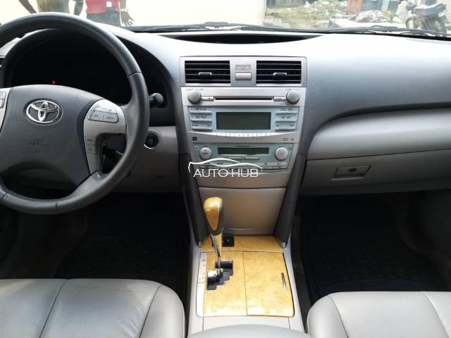 2008 Toyota Camry XLE Gray