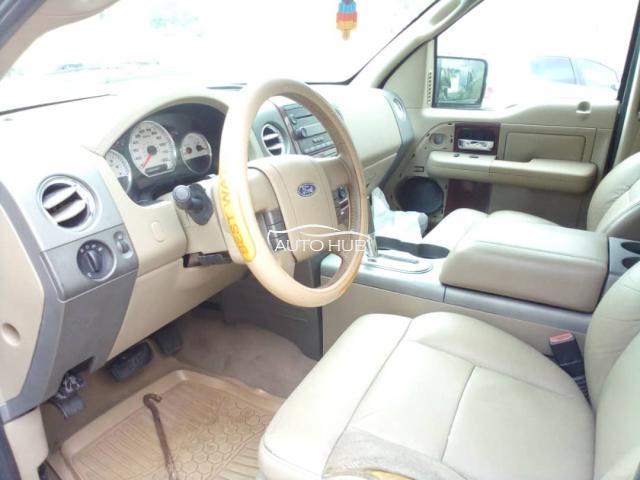 2007 Ford F150 White