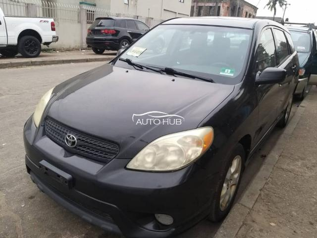2005 Toyota Matrix Black
