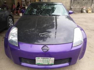 2004 Nissan Z Purple