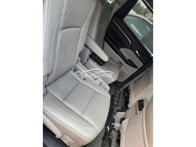 2015 Toyota Highlander Silver