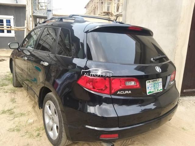 2008 Accra RDX Black