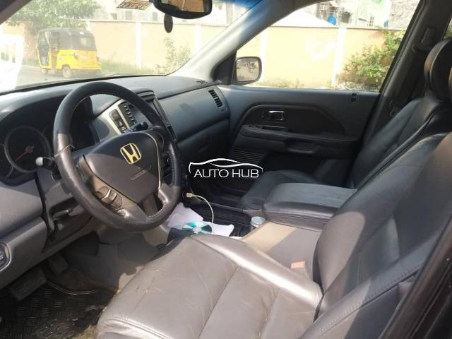 2007 Honda Pilot Black