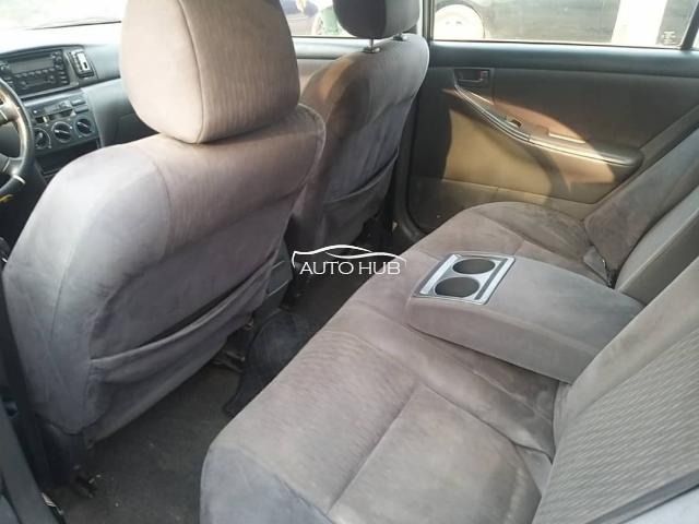 2005 Toyota Corolla Black