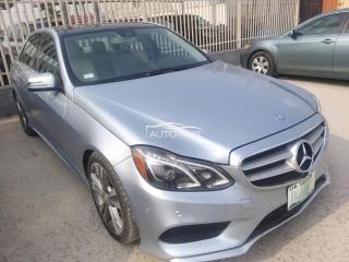 2014 Mercedes Benz E350 Silver