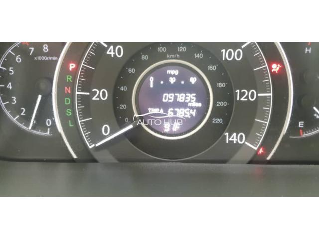 2016 Honda CRV Gray