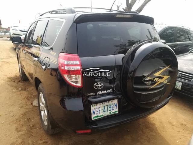 2010 Toyota Rav-4 Black