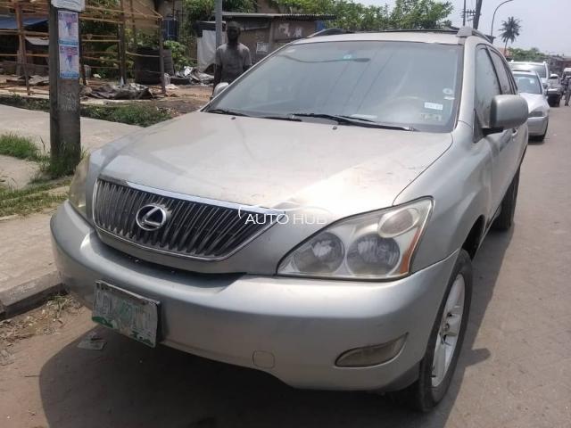 2005 Lexus RX330 Gray