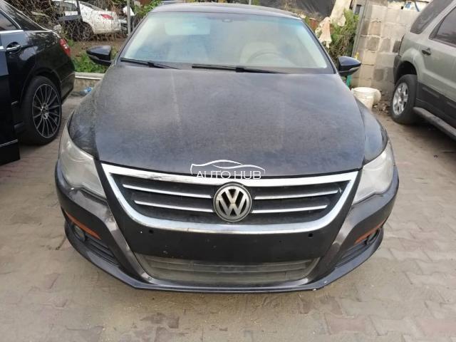 2009 Volkswagen Passat Black