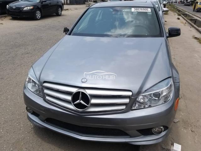 2010 Mercedes C300 Silver