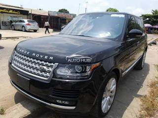 2015 Range Rover Turbo Black