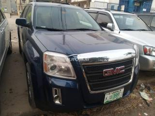 2012 GMC Terrain Blue