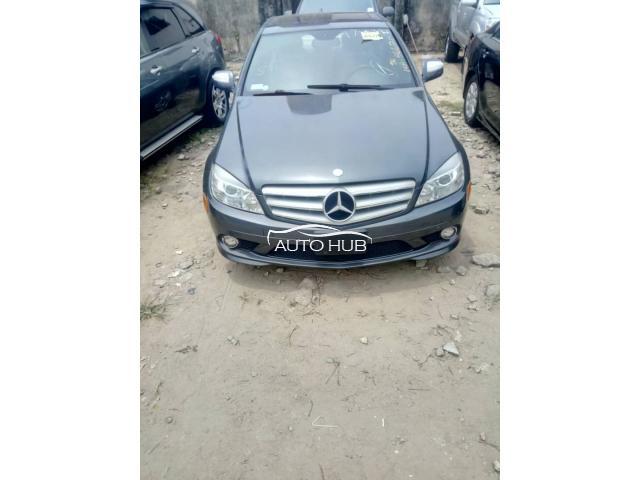 2008 Mercedes-Benz C300 4matic Grey