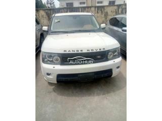 2010 Range Rover Sport White