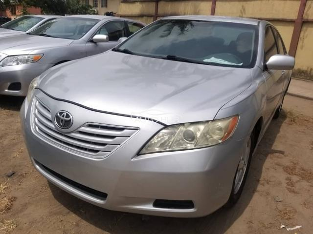 2008 Toyota Camry Silver