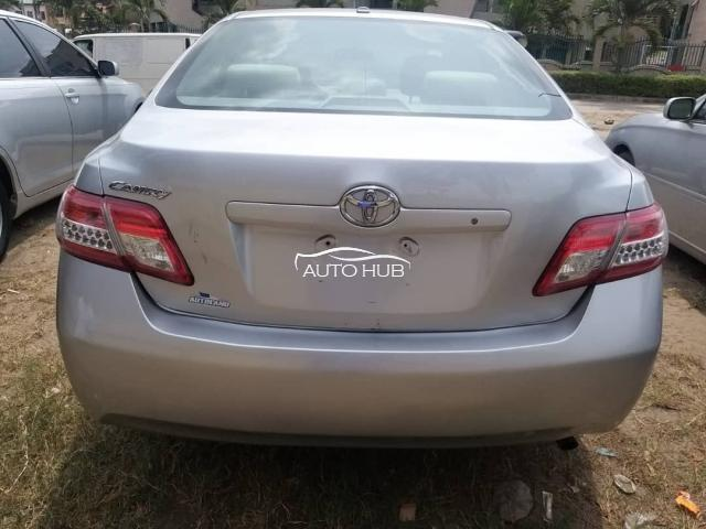 2010 Toyota Camry Silver