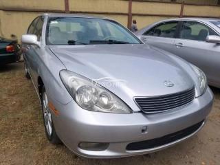 2005 Lexus EE330 Silver