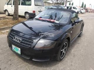 2006 Audi TT Black
